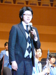 作曲家、清水大輔さん