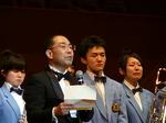 SWO卒業式